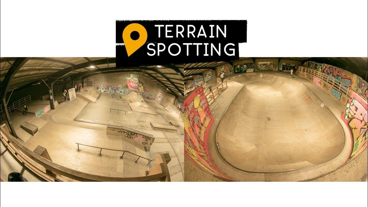Nottingham indoor skatepark