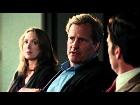 The Newsroom First Scene