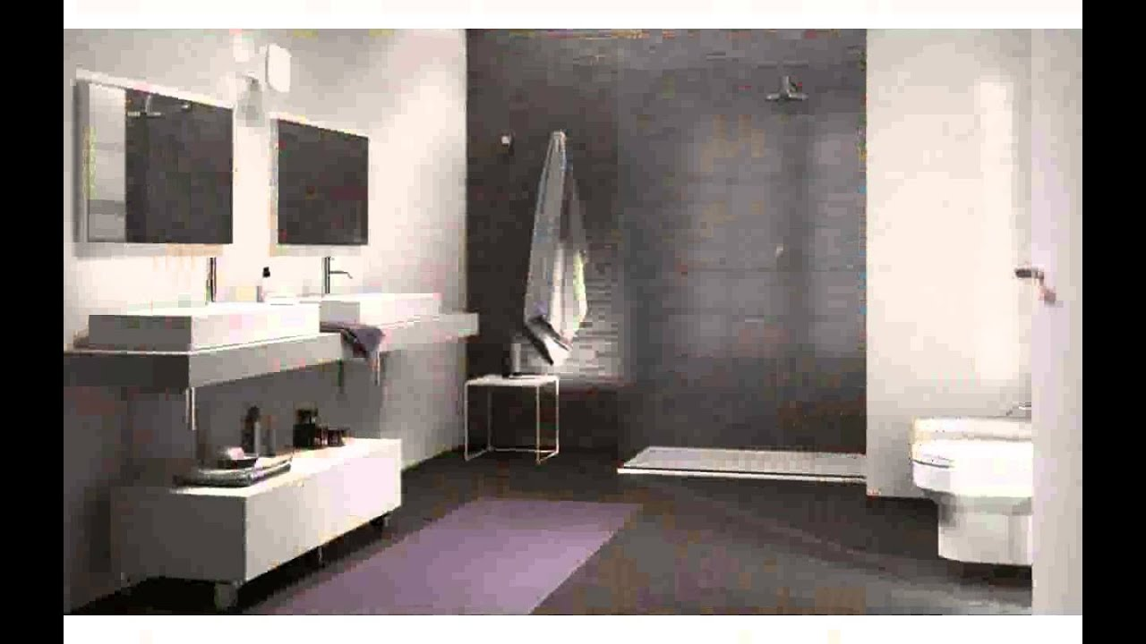 Rivestimenti Bagno Moderno Ristrutturato.Piastrelle Per Bagno Moderne Immagini Youtube