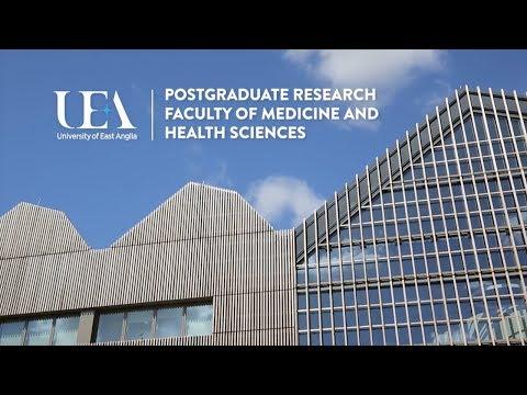Medicine and Health - Postgraduate Research | University of East Anglia (UEA)