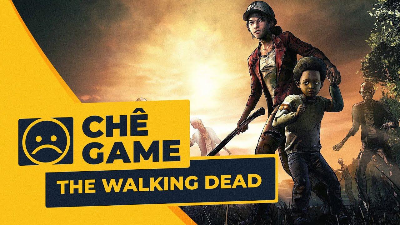 THE WALKING DEAD   Chê Game