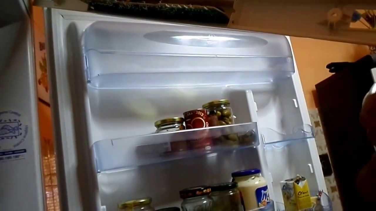 Riparazione frigorifero indesit  YouTube