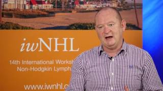 Upcoming trials for DLBCL: R-CHOP with acalabrutinib and obinutuzumab with checkpoint inhibitor
