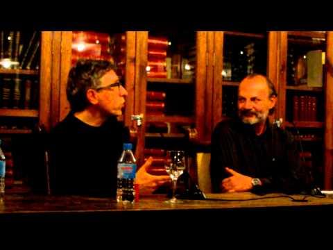 """Escuela de Escritura de Barcelona: conferencias """"Con voz propia"""" David Trueba"""