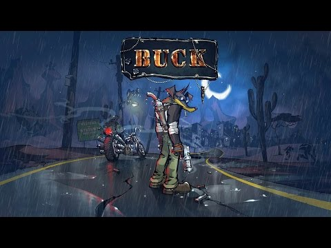 BUCK - 2D Post-Apocalyptic Noir Action-Adventure Game - Early Access Gameplay PC