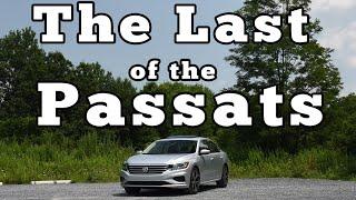 homepage tile video photo for 2021 Volkswagen Passat 2.0T SE: Regular Car Reviews