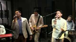 Soulvibe - Masih @ Mostly Jazz 30/06/12 [HD]