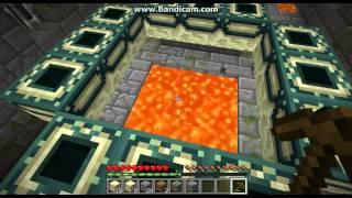 Minecraft выживание 1# Энд мир