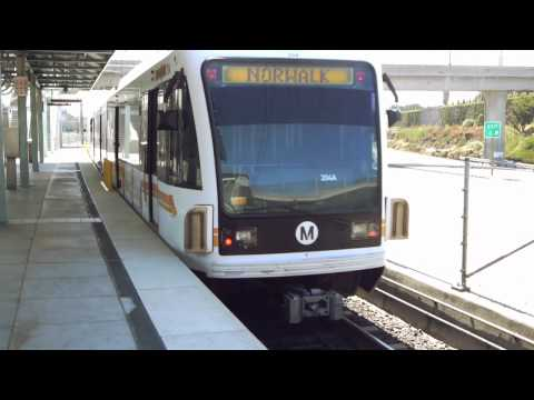Metro Green Line to LAX - Make Your Connection