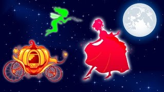 Cinderella Full Story for Children - Fairy Tales - Story Time - Baby Bedtime