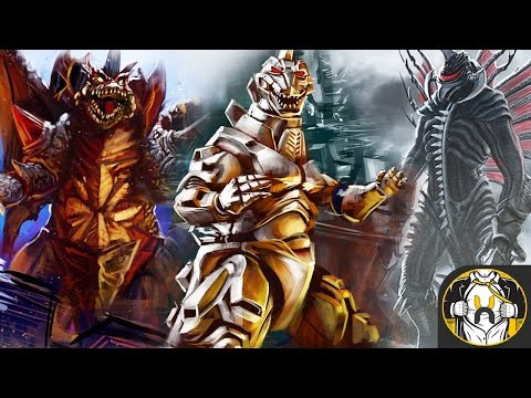 4 Kaiju That Should Appear in Legendary's MonsterVerse
