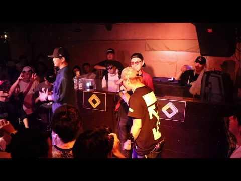 T-Tongue vs TBANG | 第1回 MR日本語ラップ