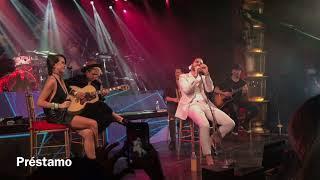 Concierto en exclusiva con #maluma para la presentación de su canción #colors