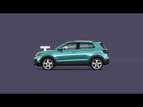 Νέο Volkswagen T-Cross. #MoreThan1Thing