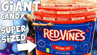 Magical Giant Candy Adventure!!!