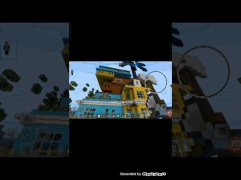 Minecraft rifki 3 rumah herobrine Z