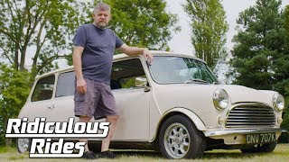 I Turned My Mini Into A Stretch Limo | RIDICULOUS RIDES