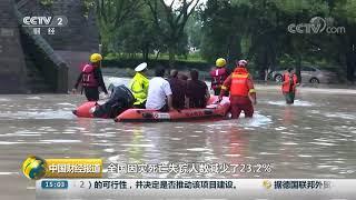 [中国财经报道]应急管理部:今年主汛期全国各种自然灾害造成直接经济损失2153亿元| CCTV财经