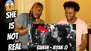 Jessie J Queen Acoustic Reaction