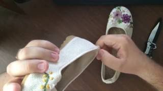 Летняя женская обувь с сайта Aliexpress.(http://ali.pub/a1xli - Летняя женская обувь http://ali.pub/uvk14 - нож (которым распасовываю посылки) http://ali.pub/23wpm - Горящие..., 2016-08-13T09:47:46.000Z)