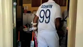 Ashwin and Vihari in dressing room || Aus V/s Ind 3rd test 2021