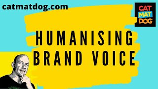 Jean tells what she learned about humanising her brand voice.
