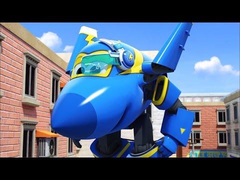Мультики про самолетики и машинки - Супер Крылья - Все серии о самолетике Джетте и его друзьях!