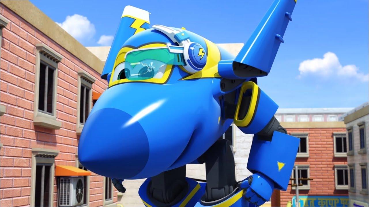 Мультики про самолетики и машинки - Супер Крылья - Все серии о самолетике Джетте и его друзьях! MyTub.uz TAS-IX