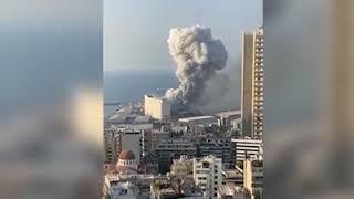 انفجار لبنان 2020 | موطني
