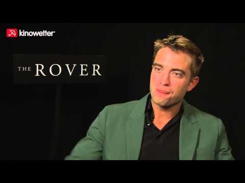 Interview Robert Pattinson THE ROVER