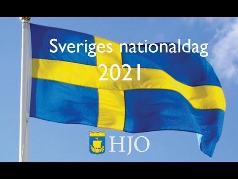 Nationaldag 2021 Hjo