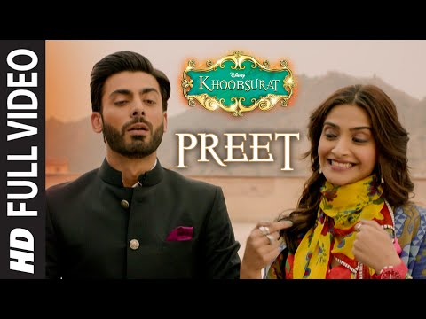 Thumbnail: OFFICIAL: 'Preet' FULL VIDEO Song | Khoobsurat | Jasleen Royal, Sonam Kapoor
