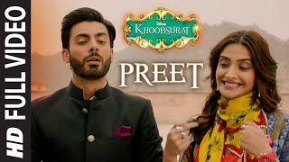 Preet (Full Video Song) | Khoobsurat (2014)