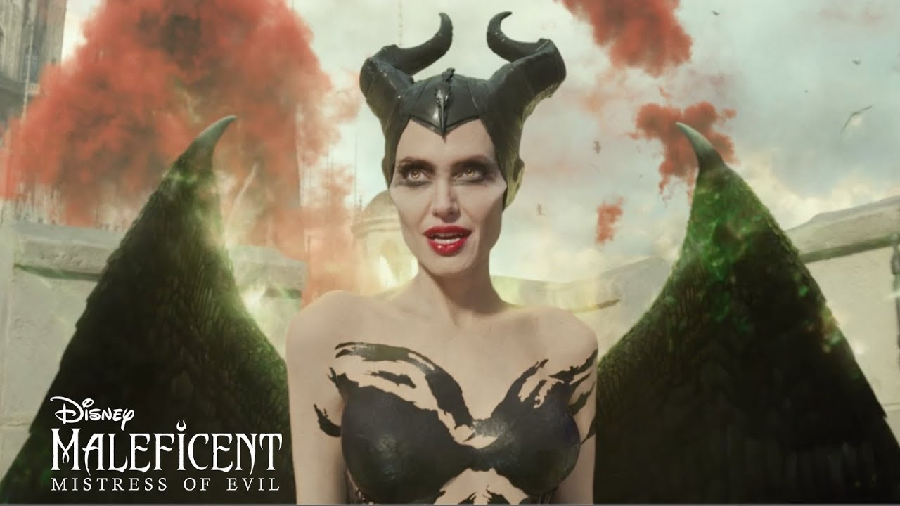 Disney S Maleficent Mistress Of Evil Now Playing