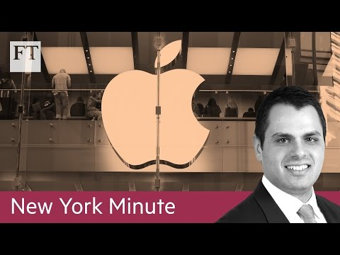 Apple threatens string of Nasdaq records