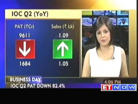 Indian Oil Corp net dips 82% in Q2 to Rs 1,684 cr