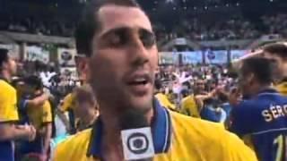 Em 2001, Brasil se consagrou Bi-Campeão da Liga Mundial de Vôlei Masculina