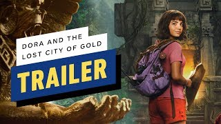 Dora and the Lost City of Gold Official Trailer (2019) Isabela Moner, Michael Peña