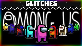There Are 5 Glitches Among Us...
