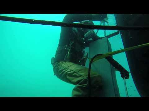 Underwater Welding commercial diving