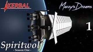 KSP Spiritwolf (S1E1) - Carrier Launch