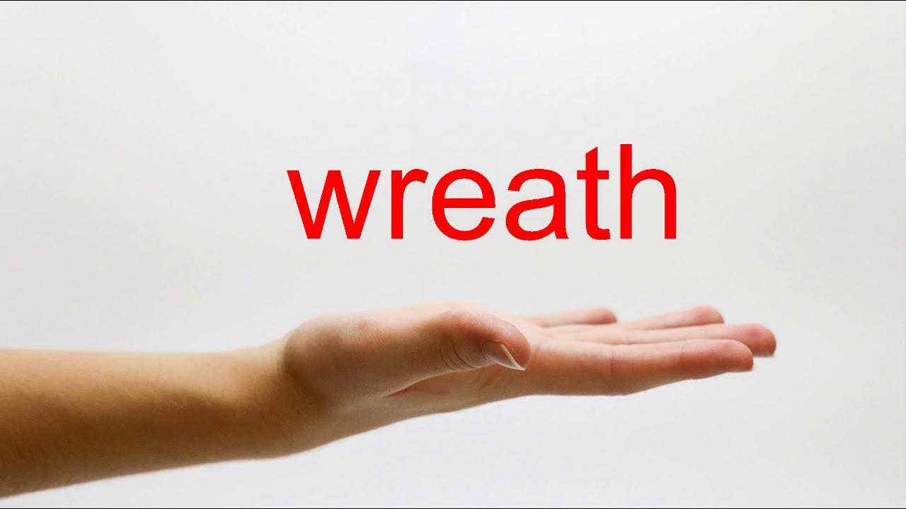 How to Pronounce wreath - American English - YouTube