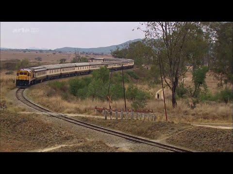 Un billet de train pour le Sud de l'Afrique