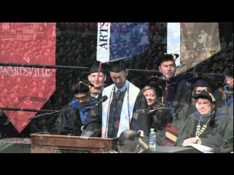 SIUE - 2016 Spring Commencement - May 7, 2016 - 5 p.m.  - Part 2