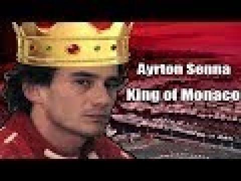 Ayrton Senna - King of Monaco