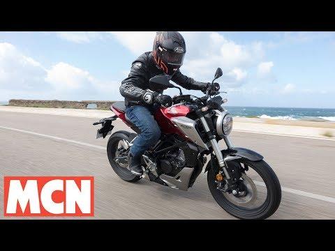Honda CB125R | First Rides | Motorcyclenews.com