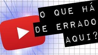 Baixar O QUE HÁ DE ERRADO COM O YOU TUBE? #meteoro.doc