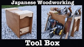 A Japanese Woodworking Toolbox for Beginners
