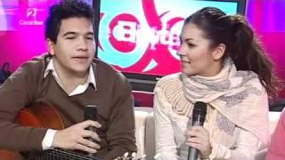 """Soniquete visita """"Fiesta TV"""""""