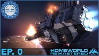 Homeworld Remastered gameplay italiano ep.0